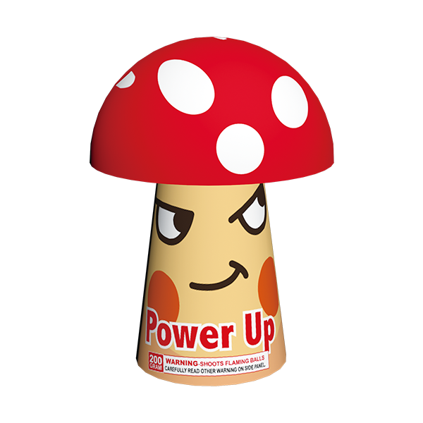 POWER UP