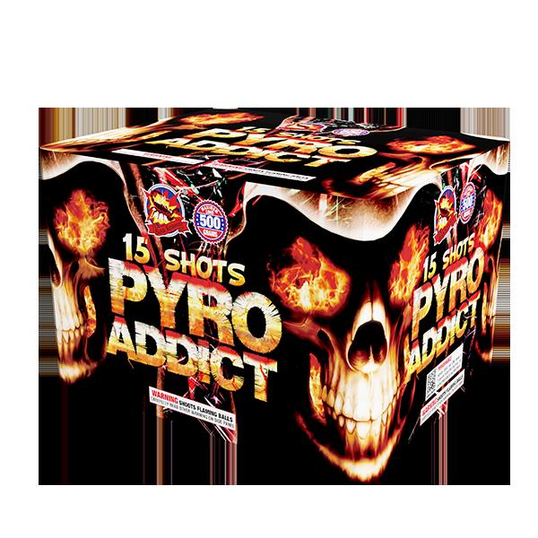 PYRO-ADDICT